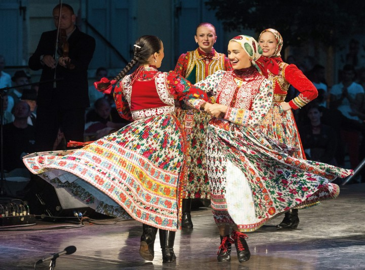 International Folk-dance Festival