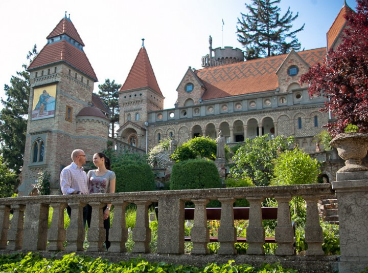 Bory Castle – the fort of romance